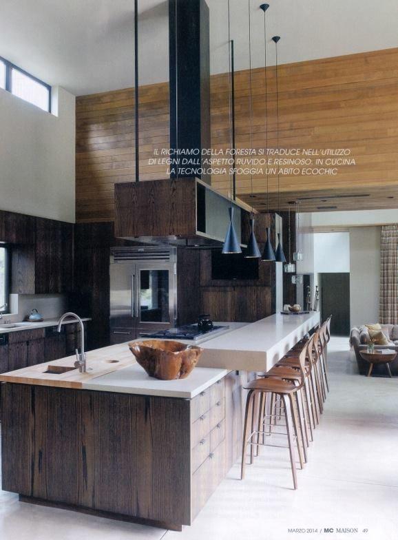 Marmol Radziner + Kim Alexandriuk Designs | Tahoe