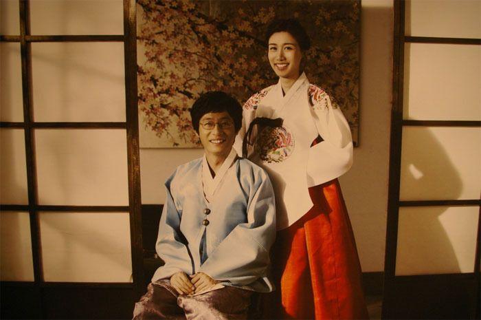 Yoo Jae Suk's Story of How He Met His Wife is Revealed | Koogle TV