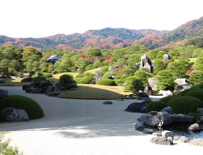 I principi seguiti dai designer dei giardini giapponesi: anche una semplice roccia assume qui dei significati profondi...