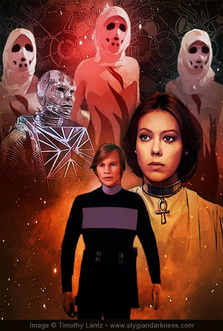 Logan's run- Wonderful film, full of adventure, cats and a wonderful romance, This is most certainly my ideal film viewing!
