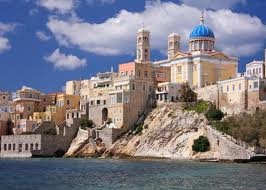 Summer in Syros | MidEast International Tours