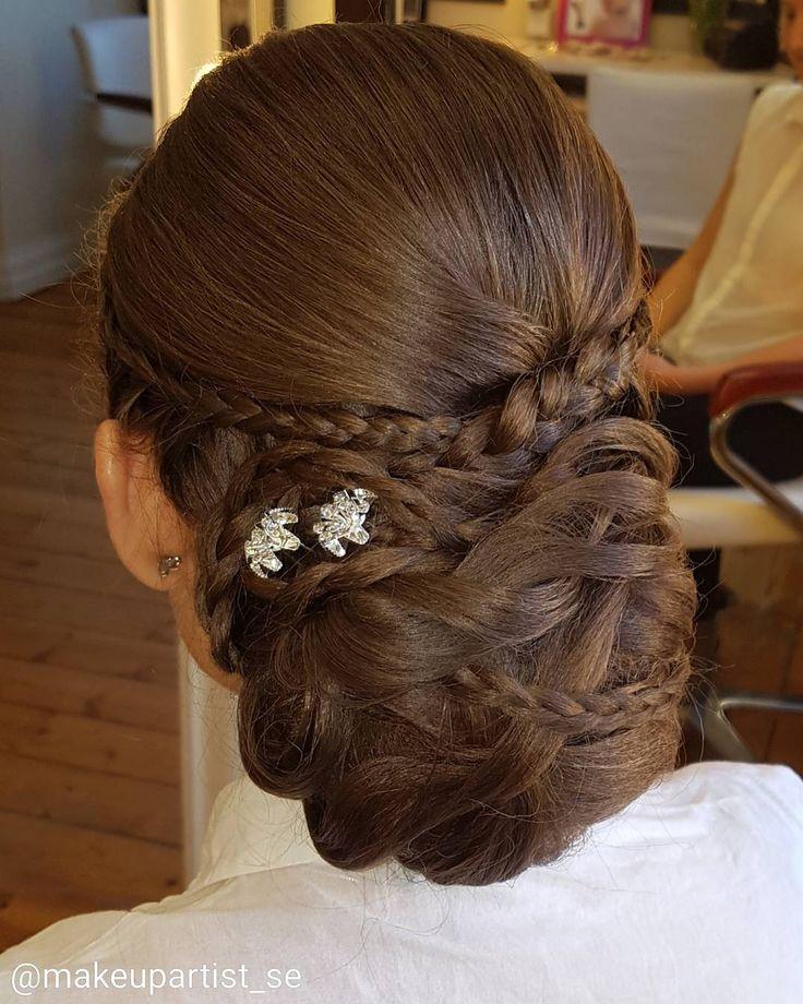 Festuppsättning till bal. Hårsmycken @makeupartist_se  #updo #fest #gala #hair #hår #beauty #skönhet #bröllop #bride #festmakeup #sminkning #bride #brudmakeup #bruduppsättning #uppsala #balpåslottet #examen #uppsalacity #smink #makeupartist #mua #brynformning  #nobel #nobelmiddag #lördag  #hår #hårstylist  #uppsättning #festuppsättning #стилист #свадебныйстилист #свадебнаяприческа http://gelinshop.com/ipost/1523824846776302627/?code=BUltp_kA_wj