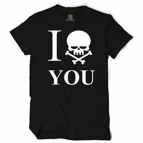 I Hate You Women's T Shirt