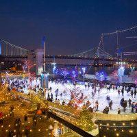 Blue Cross RiverRink Winterfest To Return For The 2015/16 Season; Will Reopen On Friday, November 27