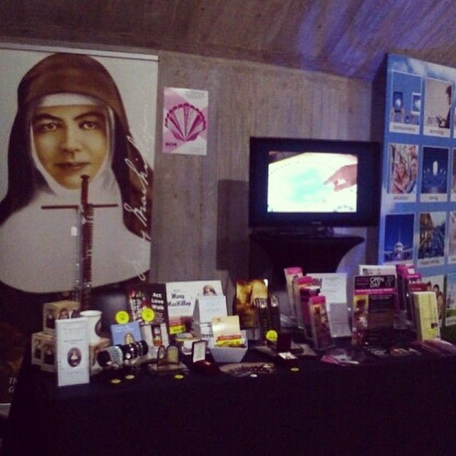 Mary MacKillop Place at Mission: One Heart Many Voices 2015 conference (May 2015)  #MaryMacKillopPlace @ Mission: One Heart Many Voices #MOHMV2015 #Sydney