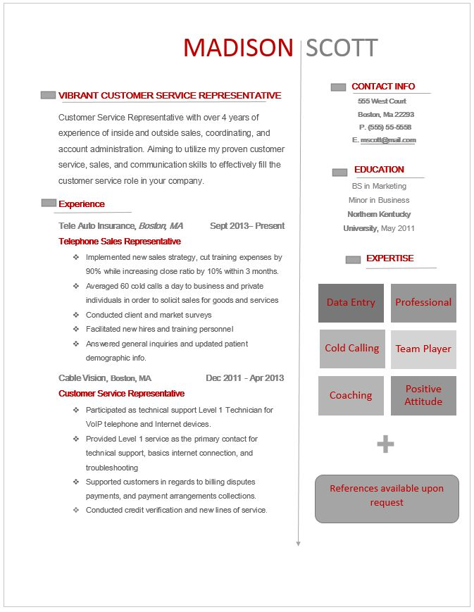 43 best Modern Resumes images on Pinterest Modern resume, Resume - active resume words