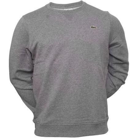 Grey Lacoste Jumper