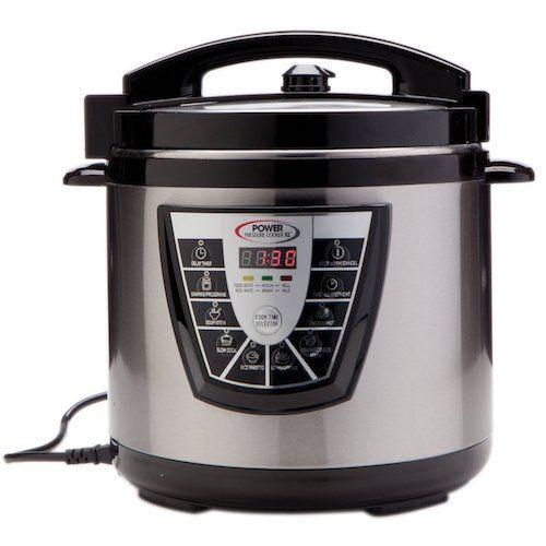 4. Power Pressure Cooker XL 8 Quart