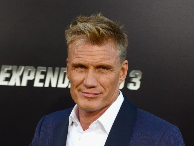 The Dolph Lundgren  Best Haircuts for Men with Receding Hairlines Dolph Lundgren