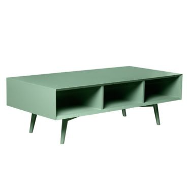 Furniture Item | GREEN Carolyn Donnelly Eclectic Retro Coffee Table | Dunnes Stores