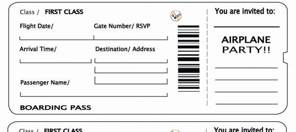 Fake Airline Ticket Template Elegant Plane Ticket Template Beepmunk Airline Tickets Plane Tickets Fake Plane Ticket