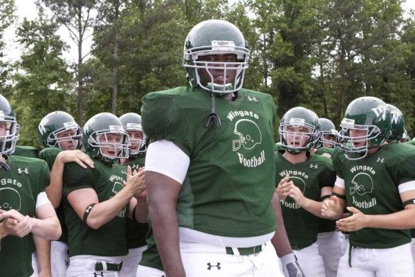 "Michael Oher is an American NFL football player, he is not much known to people as the famous football player. But is widely known because he was the subject of the 2006 book ""The Blind Side"", which followed in becoming a movie and the life story of the player was revealed to the world. The movie stated Oher being homeless in his teenage years and had no place to go or had no one to look after him. He was adopted by a family who became very much supportive and brought out his hidden talents…"