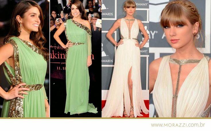 Moda Grega inspirando a Moda Atual