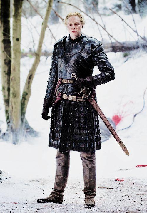 game of thrones brienne cast imdb
