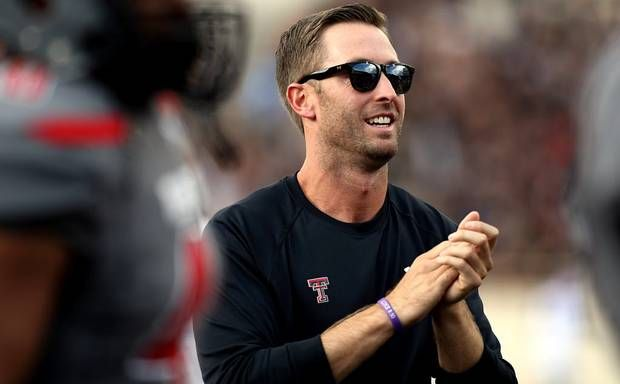 Sherrington: Meet Texas Tech's Kliff Kingsbury ... the coolest coach in college football | Dallas Morning News