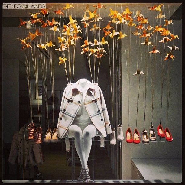 1361 best images about visual merchandising on pinterest for Show window designs