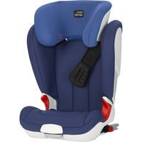Britax Kidfix XP Group 2 3 Car Seat in Ocean Blue: The Kidfix XP highback booster seat provides maximum safety and security for your little…