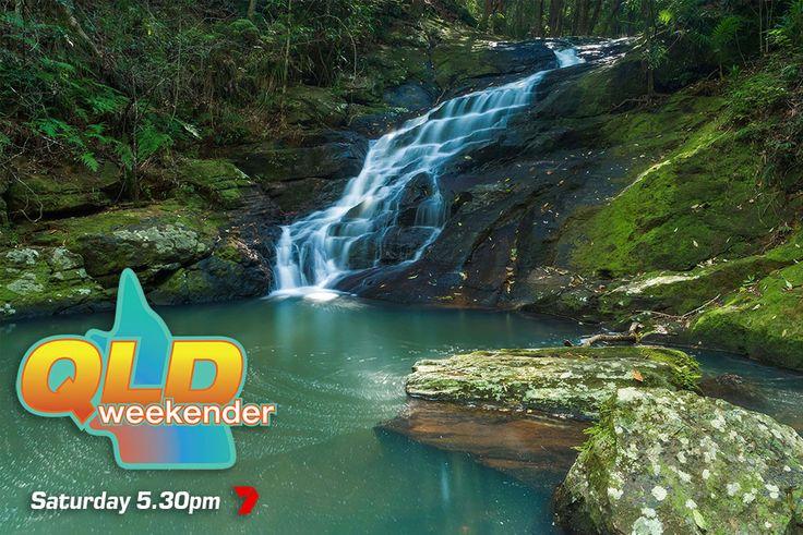 It's a typical Queensland weekend.