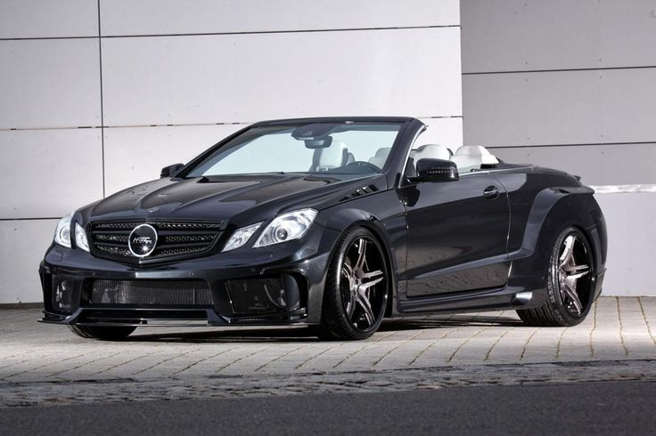 2010 Mercedes E-Class Convertible by MEC Design
