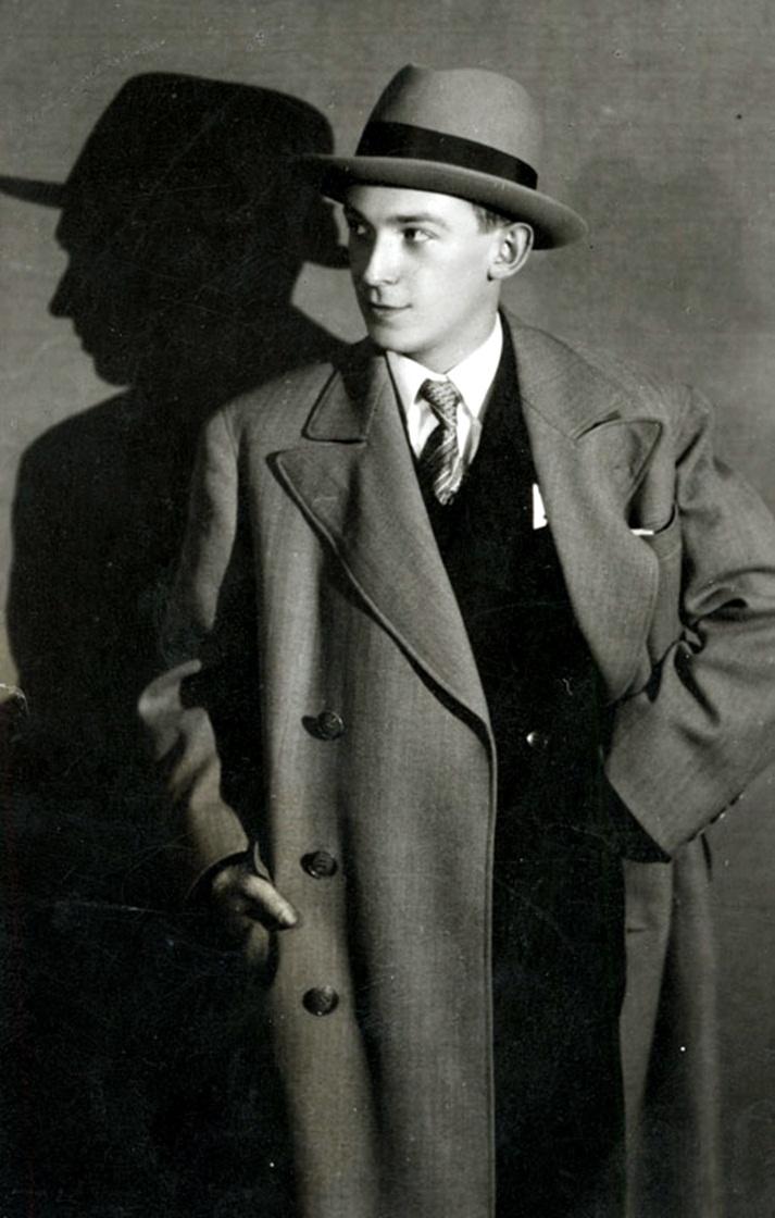 Dsida Jenő (1907-1938) erdélyi magyar költő