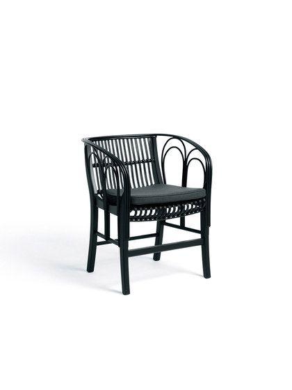Uragano Santa Cecilia by De Padova | Restaurant chairs