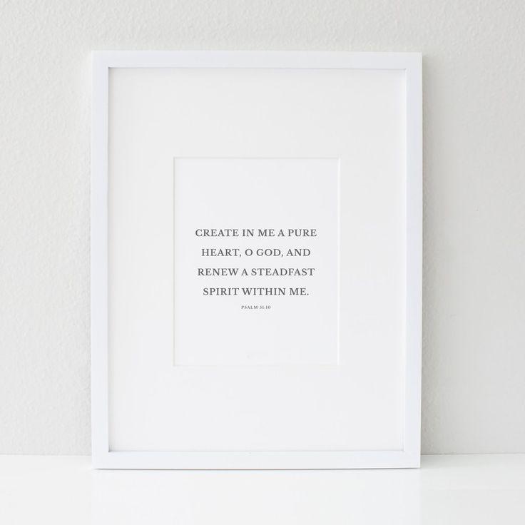 Create In Me | Art Print