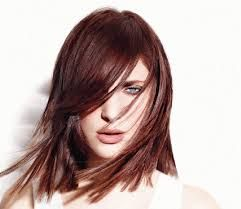 Image result for mahogany brown hair