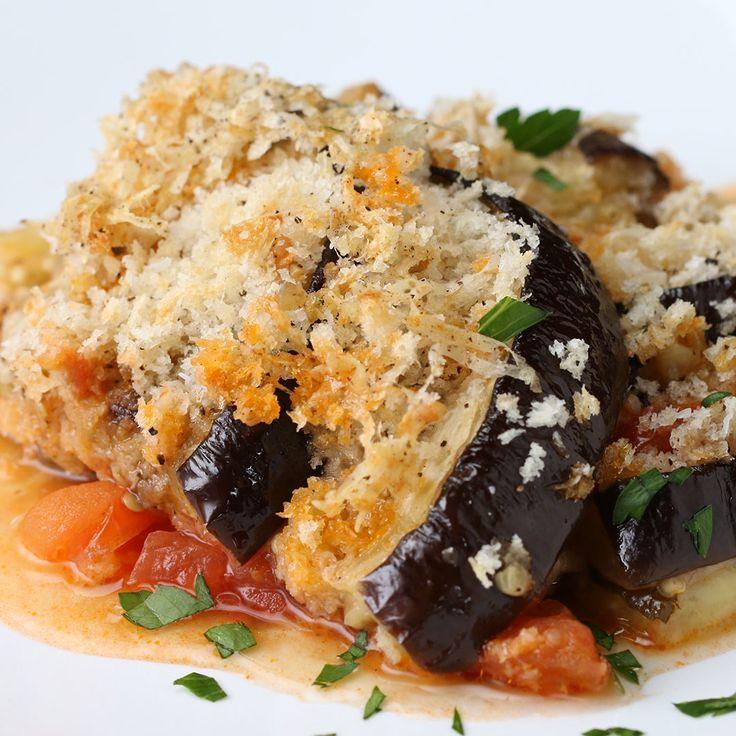 Eggplant Hasselback Recipe by Tasty