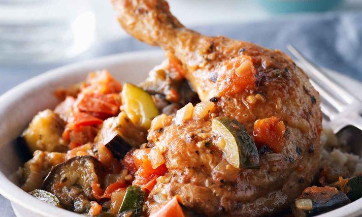 Cette recette de poulet savoureux est un merveilleux plat principal pour un repas copieux. | Le Poulet du Québec