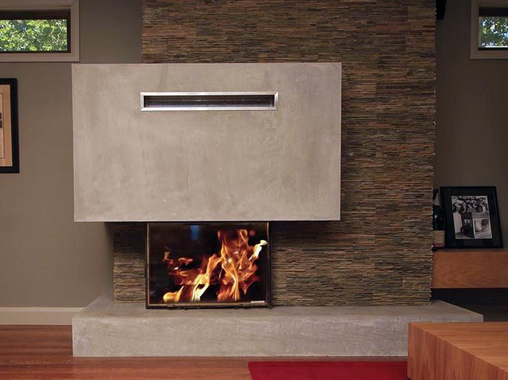 Cheminee - Cheminées Philippe Wood Fireplaces - Sydney - NSW