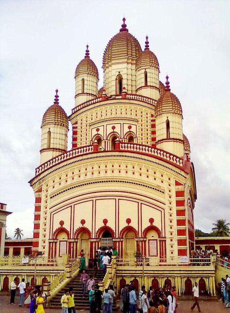 Dakshineswar Kali Temple, Kolkata, West Bengal, India