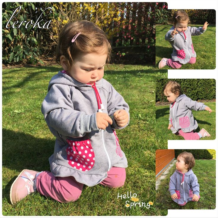 🍀 https://www.fler.cz/zbozi/mikina-s-kapucou-saos-kapsickovana-8441070  🎀 fashion for childrens, sewing for baby, spring, dress patterns
