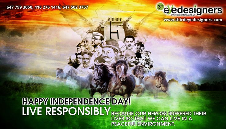 HAPPY INDEPENDENCE TO ALL OF YOU AND YOURS FAMILY