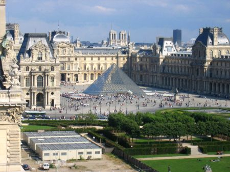 Louvre Museum ~ French culture