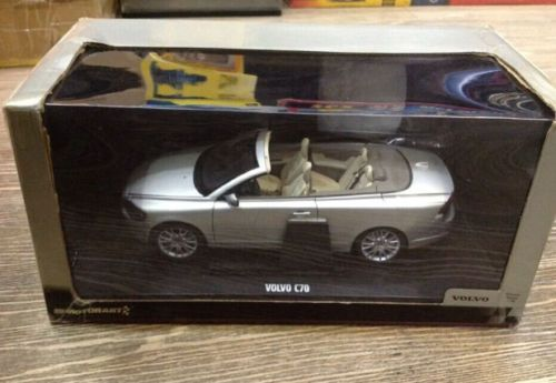 Motorart-1-18-Volvo-C70-Convertible-Die-Cast-Model