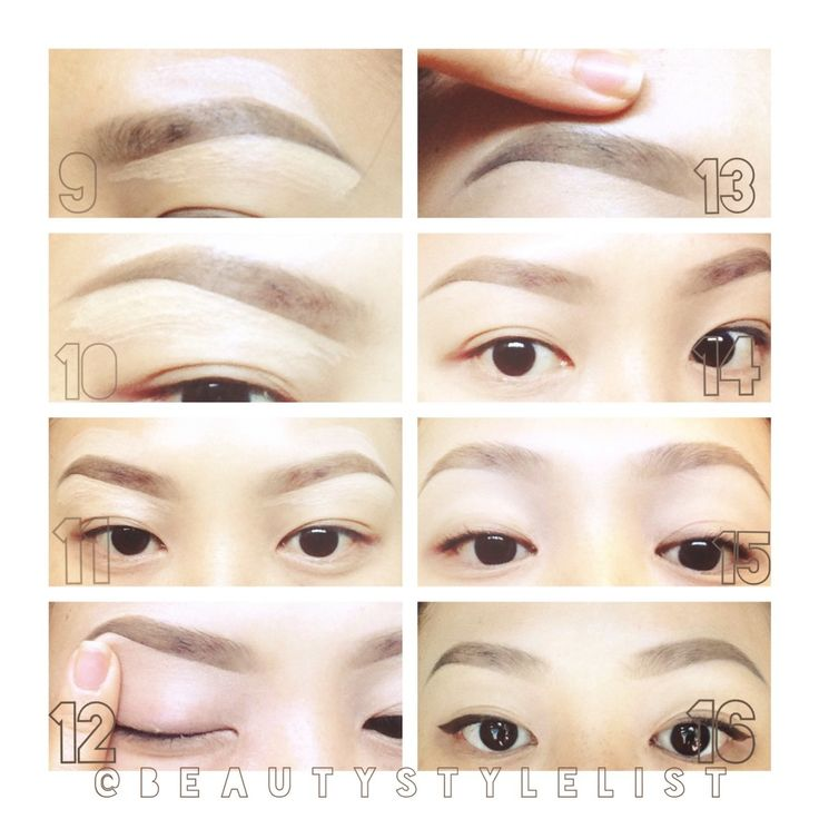 how to get lighter eyebrows naturally