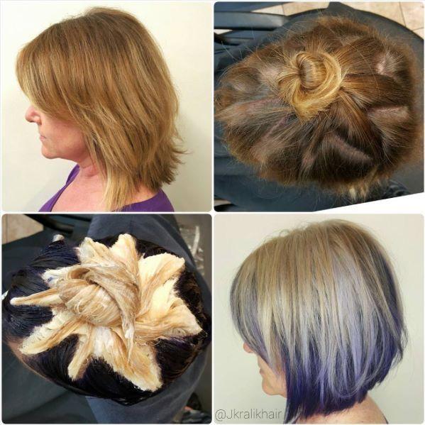 11 best Hair colour techniques images on Pinterest   Hair color ...