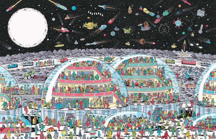 Relive Your Childhood: Can You Still Find Waldo? | Odyssey