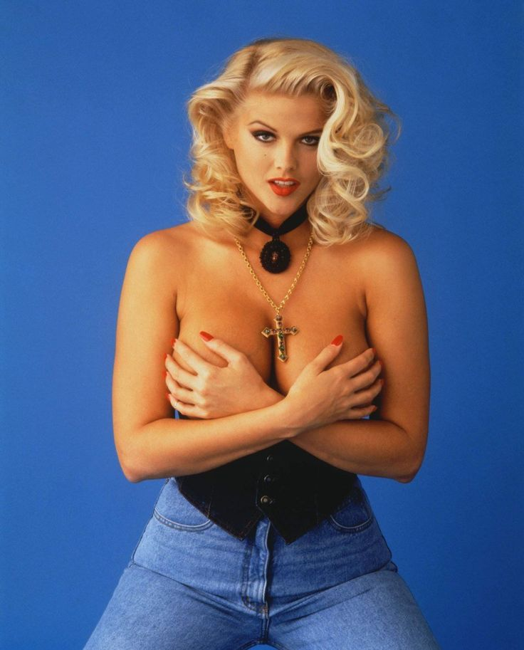 Anna Nicole Smith hardcore nude