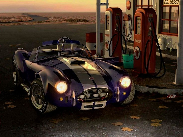 Shelby Cobra 427 Wallpaper