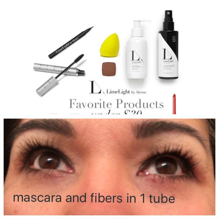 Mascara with fibers in ONE tube!! www.limelightbyalcone.com/DaniceMelendez #Chemicalfree #sehablaespañol #parabenfreeandcrueltyfree #leapingbunnycertified