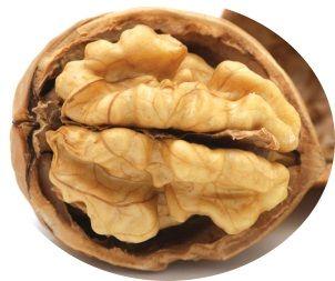 Le noci, uno degli ingredienti dei Cavallucci
