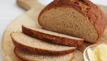 Hairy Bikers' Scandinavian rye bread