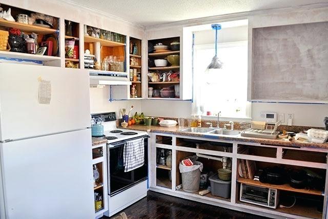 Image Result For Open Kitchen Bottom Cupboard Ideas Kitchen