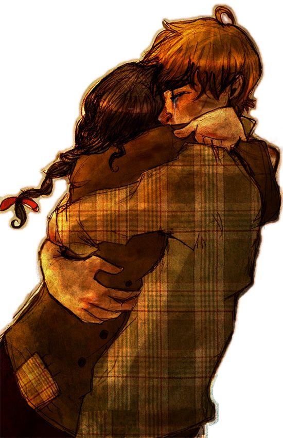 -Our Last Embrace- by Peibee-an-Jay.deviantart.com on @deviantART