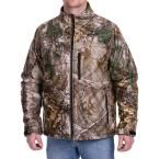 Milwaukee Men's Extra-Large M12 12-Volt Lithium-Ion Cordless Realtree Xtra Heated Jacket (Jacket-Only), Size: XL, Green