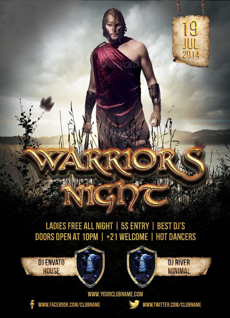 Warriors Night Party