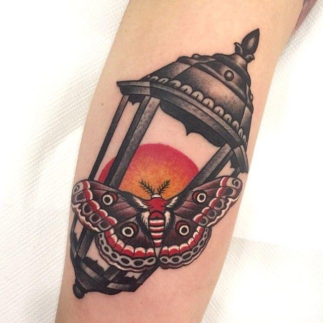 The Internet S Top 10 Lantern Tattoos