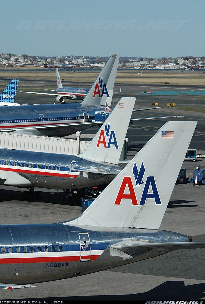 Boeing 757-223 - American Airlines |
