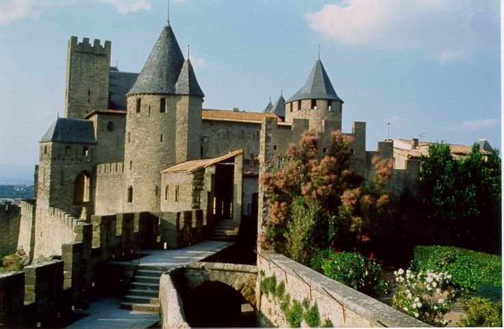 Carcassonne, France. I absolutely LOVE this place! Can't wait to go back!